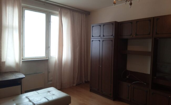 Продажа 1-комнатной квартиры по адресу:  Москва, Кировоградская улица, 9к2